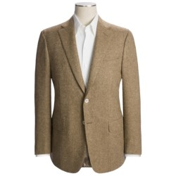 Isaia Birdseye Sport Coat - Wool-Cashmere-Camel Hair (For Men)
