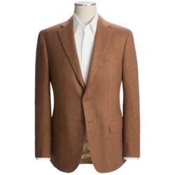 Isaia Basket Weave Sport Coat - Cashmere-Wool (For Men)