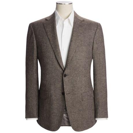Isaia Birdseye Sport Coat - Wool-Silk-Cashmere (For Men)