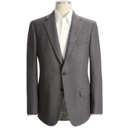 Isaia Large Nailhead Sport Coat - Wool-Cotton-Cashmere (For Men)