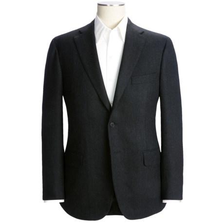 Isaia Herringbone Sport Coat - Wool-Cashmere (For Men)