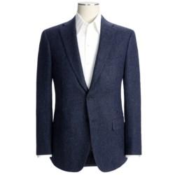 Isaia Basket Weave Sport Coat - Wool (For Men)