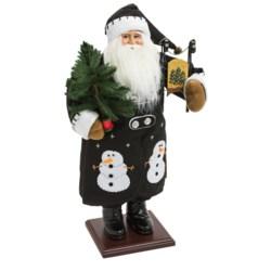 "Santa's Workshop 20"" Collectible Santa"