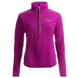 Avalanche Wear Exhale Pullover - Zip Neck, Long Sleeve (For Women)