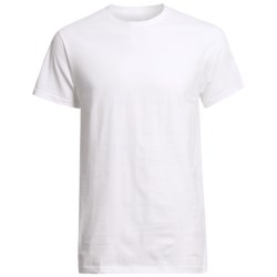 Cotton T-Shirts - 3-Pack, Short Sleeve (For Men)