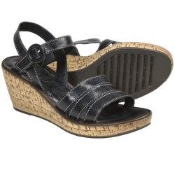 The Flexx Step It Up Wedge Sandals (For Women)