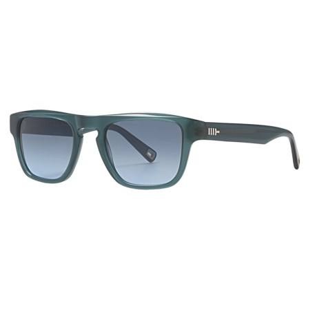 Mosley Tribes Stafford 51 Sunglasses - Gradient Mineral Glass Lenses