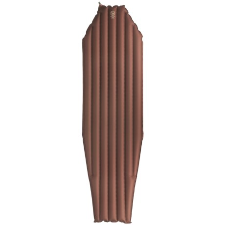 Big Agnes Air Core Insulated Sleeping Pad - Mummy, Long