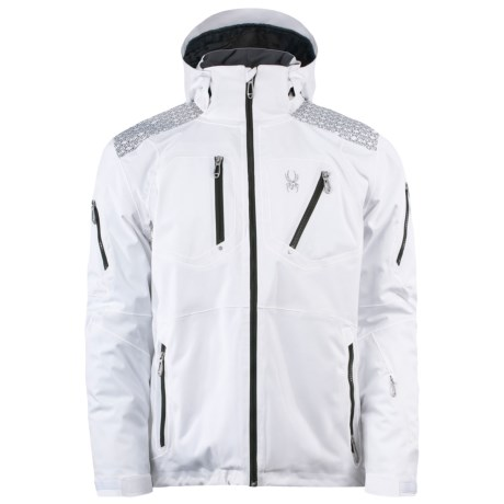 Spyder Orbiter Jacket - Waterproof, Insulated (For Men)