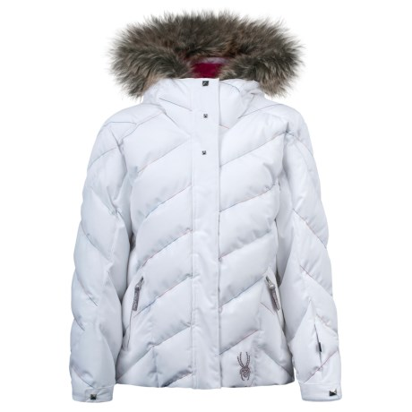 Spyder Hottie Jacket - Insulated (For Girls)