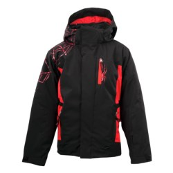 Spyder Challenger Jacket - Insulated (For Boys)