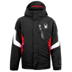Spyder Rival Jacket - Insulated (For Boys)