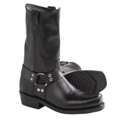 Double H Leather Harness Boots - CWS-Toe (For Men)
