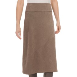 Nomadic Traders Northern Lights Skirt - Microsuede (For Women)