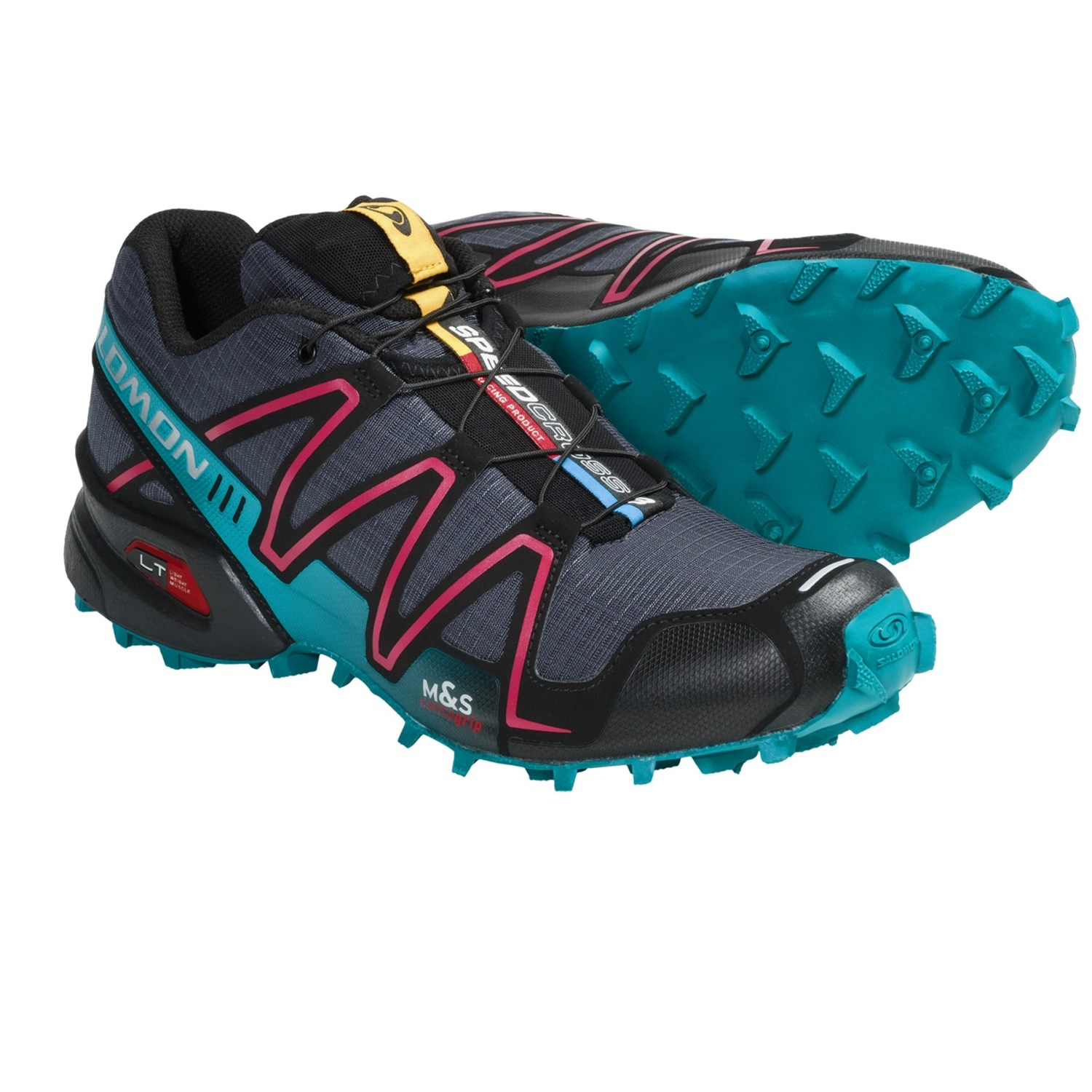 salomon speedcross 3 trail running shoes for women 5968n save 30. Black Bedroom Furniture Sets. Home Design Ideas