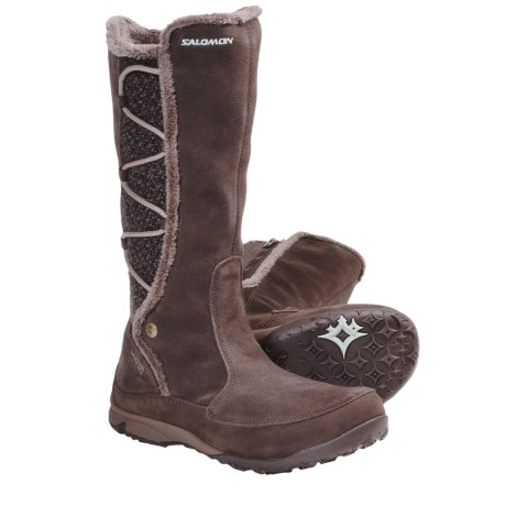 Salomon Emmy WP Winter Boots (For Women)