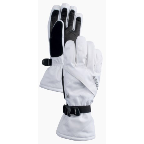 Spyder Synthesis Gore-Tex® Ski Gloves - Waterproof, Insulated (For Women)