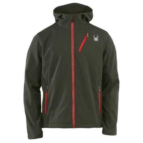 Spyder Mercury Jacket - Stretch Soft Shell (For Men)