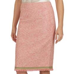 Lafayette 148 New York Pampano Modern Slim Skirt (For Women)