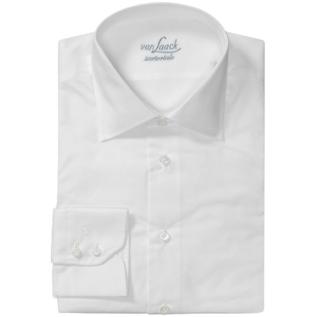 Van Laack Set Shirt - Tailor Fit, Spread Collar, Long Sleeve (For Men)