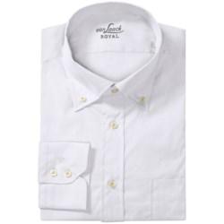 Van Laack Ron Cotton-Nylon Shirt - Button Down, Long Sleeve (For Men)