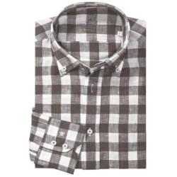 Van Laack Ron Linen Shirt - Button Down, Long Sleeve (For Men)