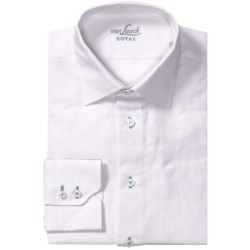 Van Laack Ret Shirt - Linen-Cotton, Tailor Fit, Long Sleeve (For Men)
