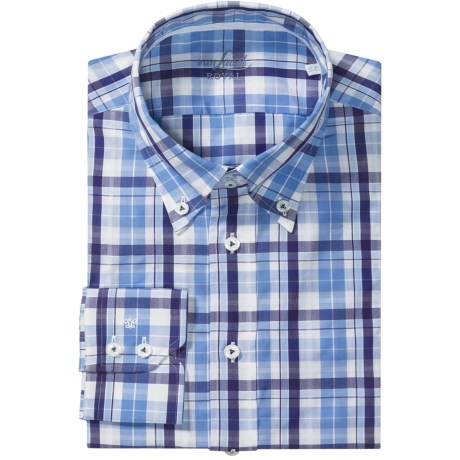 Van Laack Rarbi Shirt - Tailor Fit, Long Sleeve (For Men)