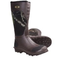 """Pro Line Hidden Trail II Knee Boots - Waterproof, Insulated, 16"""" (For Men)"""