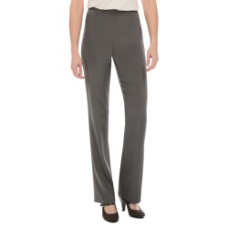 Lafayette 148 New York Luxe Stretch Crepe De Chine Pants (For Women)