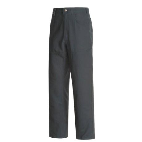 Arborwear Single Front Pants - 12 oz. Cotton  (For Men)