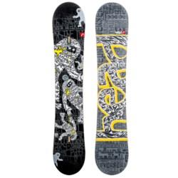Head Evil KERS Flocka Snowboard (For Men and Women)