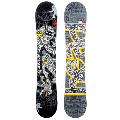 Head Evil KERS Flocka Snowboard (For Men and Women)