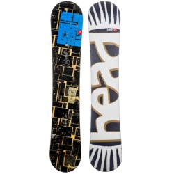 Head True Snowboard (For Men and Women)