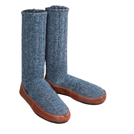 Acorn Cotton Twist Slipper Socks (For Men and Women)