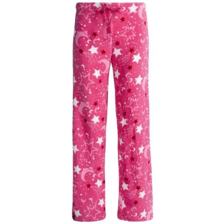 Cozy Fleece Lounge Pants (For Women)