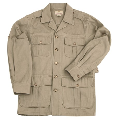 Hemingway Safari Safari Jacket (For Men)