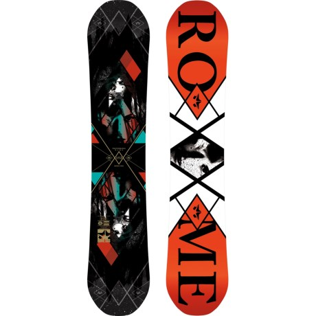 Rome Postermania Snowboard - Wide