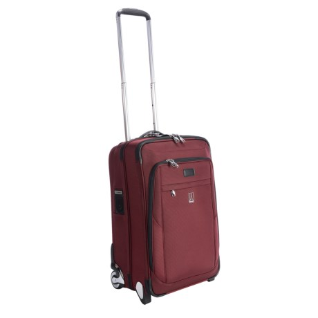 "Travelpro Platinum 6 22"" Garments 2 Go Suitcase - Rolling, Carry-On"