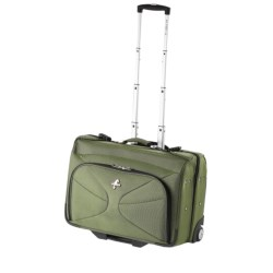 Atlantic Graphite Lite 3 Rolling Garment Bag - Carry-On