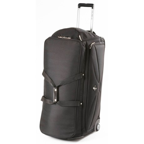Atlantic Graphite Lite 3 Rolling Duffel Bag - 30""