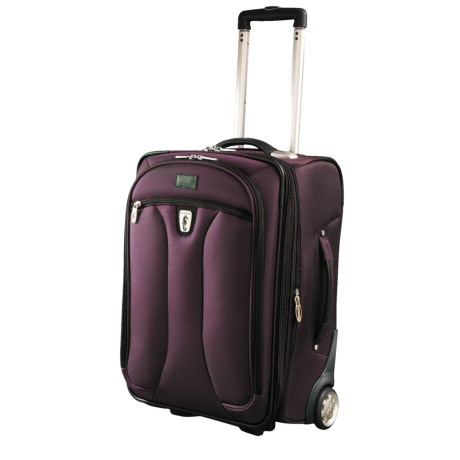 Atlantic Optima Carry-On Suitcase - Rolling, Expandable, 20""