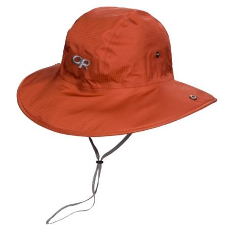 Outdoor Research Nimbus Rain Sombrero - Waterproof Hat