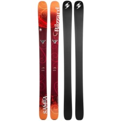 Blizzard 2012/2013 Samba Alpine Skis (For Women)