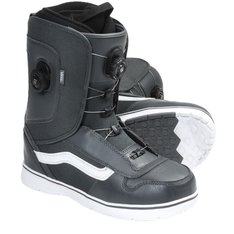 Vans Aura Snowboard Boots - BOA® (For Men)