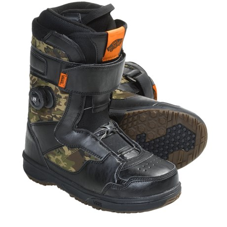 Vans Matlock Snowboard Boots - BOA® (For Men)