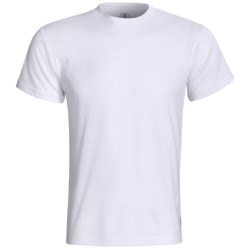 Cotton T-Shirts - Pack of 3, Short Sleeve (For Men)
