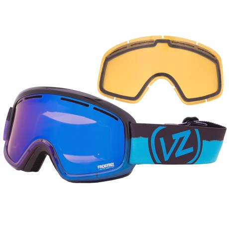 Von Zipper Trike Frosteez Snowsport Goggle - Interchangeable Lens (For Youth)