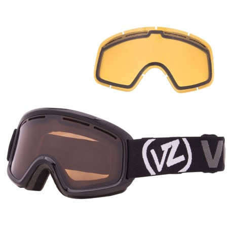 Von Zipper Trike Snowsport Goggles - Interchangeable Lens (For Youth)