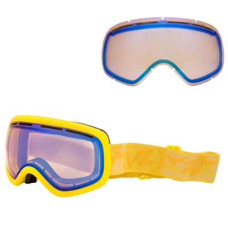 Von Zipper Skylab Snowsport Goggles - Interchangeable Lens